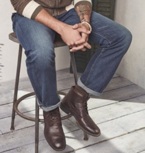 Up to 60% Off+$100 Off $250with Men's Clothing Purchase @ 7 For All Mankind