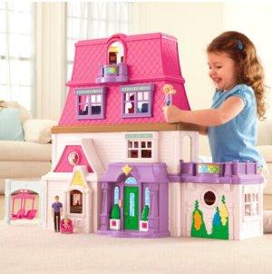 满$50享8.5折,满$100享8折,满$150享7.5折Fisher Price精选儿童玩具劳工节促销,清仓商品也参加活动