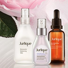 20% Off + Free GiftWhen You Spend $85 on Jurlique Products @ lookfantastic.com