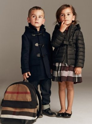Up To 60% Off Burberry Kids Sale @ Nordstrom