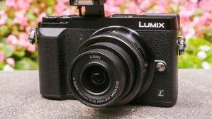 $697 Panasonic Lumix DMC-GX85 w/12-32mm & 45-150mm Lens + $150 GC