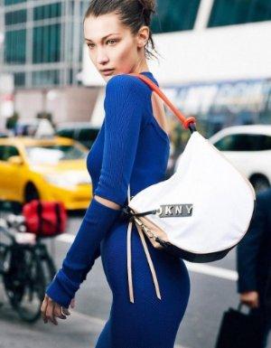 Bella Hadid代言!2017新款必入!DKNY2017春季新款全新上市热卖