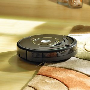 $281 iRobot Roomba 650 Vacuum Cleaning Robot