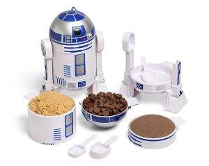 $5Exclusive Star Wars R2-D2 Measuring Cup Set