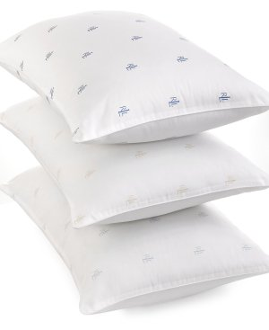 Free After Rebate Lauren Ralph Logo Pillows Down Alternative