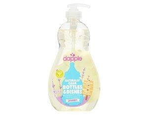 $3.99(原价$4.99)Dapple 婴儿奶瓶清洗剂 16.9oz
