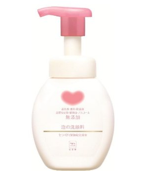 $9.40 Cow Brand Gyunyu Non Additive Foaming Facial Cleanser 6.8oz/200ml