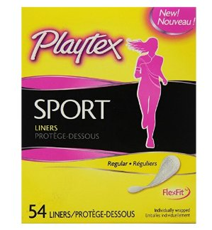 $3.99Playtex Sport Body Shape Liners, Regular - 54 Count