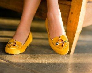 $278(原价$695)!霉霉也在穿!Charlotte Olympia官网私卖会射手星座鞋特卖