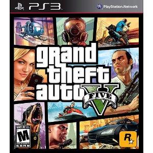 $4 Grand Theft Auto V (PS3/Xbox 360)