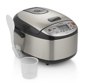 $119Zojirushi ® 3-Cup Rice Cooker NS-LGC05
