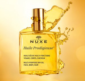 Up to 70% Off + Free Full Size Cremewith Selected Items @ Nuxe