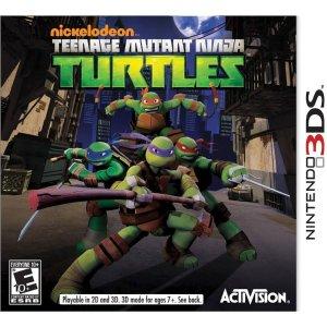 $6 Teenage Mutant Turtles (Nintendo 3DS)