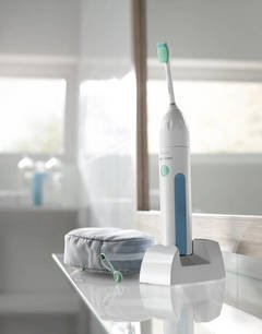 $19.95 Philips Sonicare Essence Sonic Electric Rechargeable Toothbrush, White