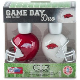 23% OffColor Club NCAA Game Day Duo Nail Polish Sets @ Loxa Beauty