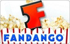 额外再减$3Fandango 电影票促销