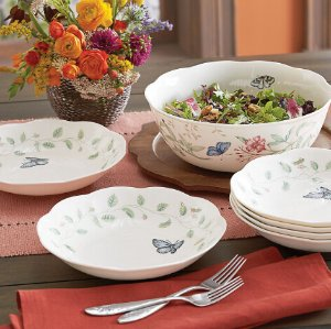 $69.97Butterfly Meadow 7-piece Salad Set