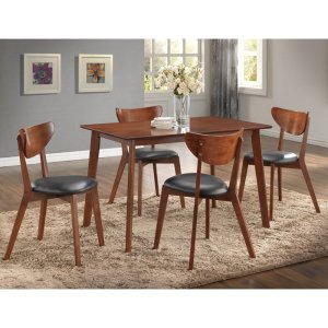 $295Latitude Run Serpens 5 Piece Dining Set @ WayFair