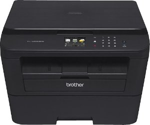 $91Brother HL-L2380DW Wireless Black & White 3-in-1 Laser Printer
