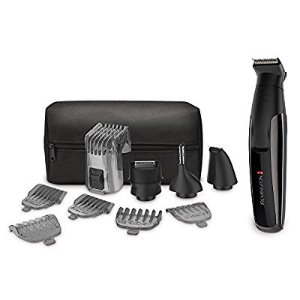 $24Remington PG6171 Beard Boss Style and Detail Kit, Trimmer, Grooming (11 Pieces)