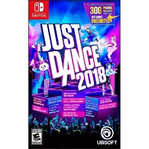 $39Just Dance 2018 Nintendo Switch Game
