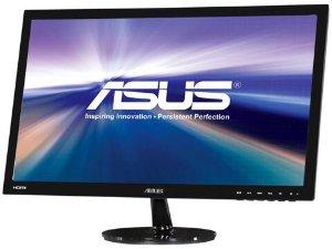 $85ASUS VS VS247H-P 23.6-inch LED Backlight LCD Monitor