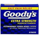 $4.57 Goody's Extra Strength Headache Powders