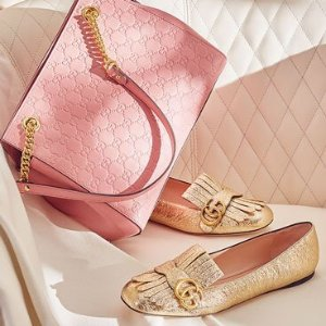 Rue la la 现有Gucci 美包,鞋等折扣热卖Rue La La — Gucci Women & Men