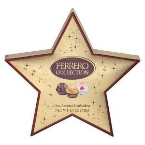 $2Ferrero Collection Star Gift Box Assorted @ Walgreens