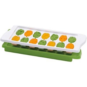 $2.99OXO Tot Baby Food Freezer Tray with Protective Cover