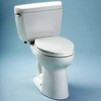 $179TOTO Elongated Drake Two Piece Toilet