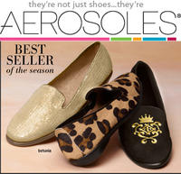 15% OFFAll Items $34.99 & Above at Aerosoles