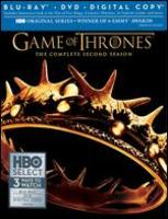 $27FYE: Game of Thrones: The Complete Second Season [7 Discs] [Blu-ray] NR