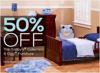 50% OFFThe Today's Collection & Oggi Furniture @ BabyAge