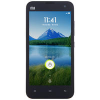 $409XIAOMI Mi2 3G Mobile Phone Android 4.1 16G Quad Core 1.5Ghz WCDMA/GSM