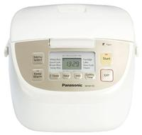 $73Panasonic SR-DE103 Rice Cooker, 5-Cup Uncooked/10-Cup Cooked Rice Capacity