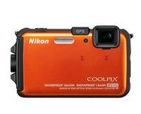 $159Refurbished Nikon AW100 16MP Waterproof Camera
