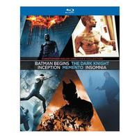 $20Christopher Nolan 5-Movie Blu-ray Collection