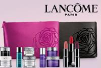 20% OFFBeauty purchase + Free 7-piece Gift Set with any $35 Lancome purchase@ Bon-Ton