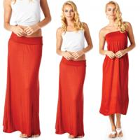 $14Super Soft Maxi Skirts (Multiple Colors Available)
