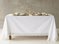 40% offGrand Lace Tablecloth & Napkin Collection @ Coyuchi