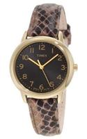 $29Timex Women's Elevated Classics Gold-Tone Watch T2N965
