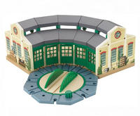 $58Fisher-Price Thomas & Friends Wooden Railroad Tidmouth Sheds