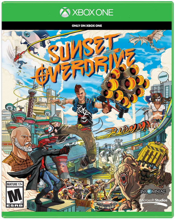 $30Sunset Overdrive
