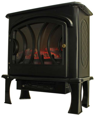 Up to 50% Off + Free ShippingSelect Electric Infrared Fireplace @ VM Innovations