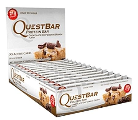 From $1.47select flavors of Quest protein bars