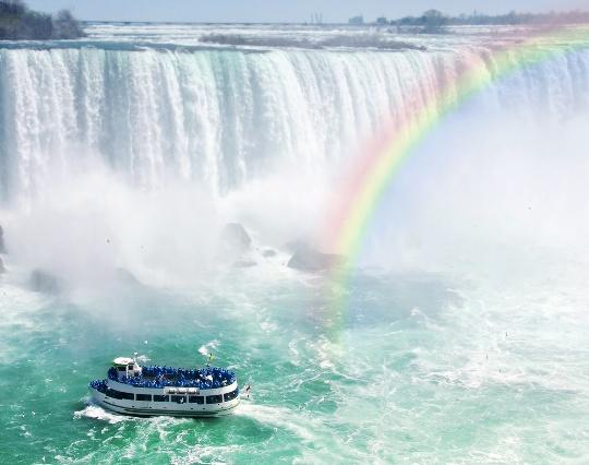Niagara Falls Summer Deals! From $6025% off, Stay Niagara Falls Hotel to See Day and Night View @ TakeTours.cn