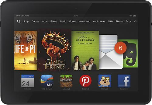$59Kindle Fire HDX 7