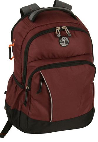 $26Timberland Danvers River 17 Inch Backpack