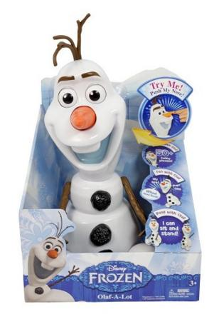 $4.98 Disney Frozen Olaf-A-Lot